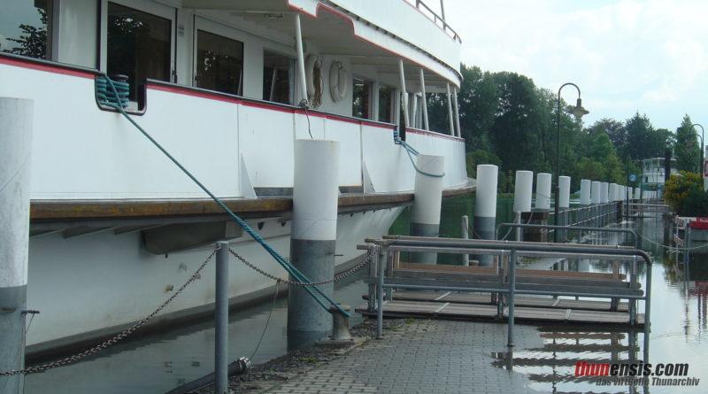 Thuner Hochwasser 2005