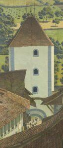 Lauitor 1814 (Auschnitt Wocherpanorama)