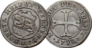 Berner Kreuzer 1792