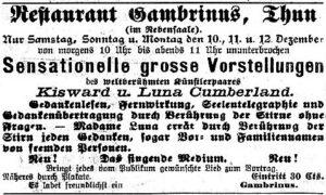 Täglicher Anzeiger 1904